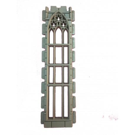double hauteur fenêtre gothique