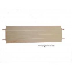 Triple plancher médiéval