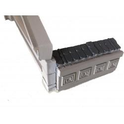 roof playmobil 3 corner steck