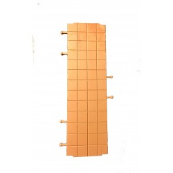 Floor triple square generic for walls