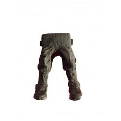 Jambes militaires type 3