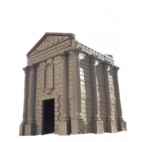 Templo romano pequeño