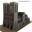 Mittelalterliche Konstruktion