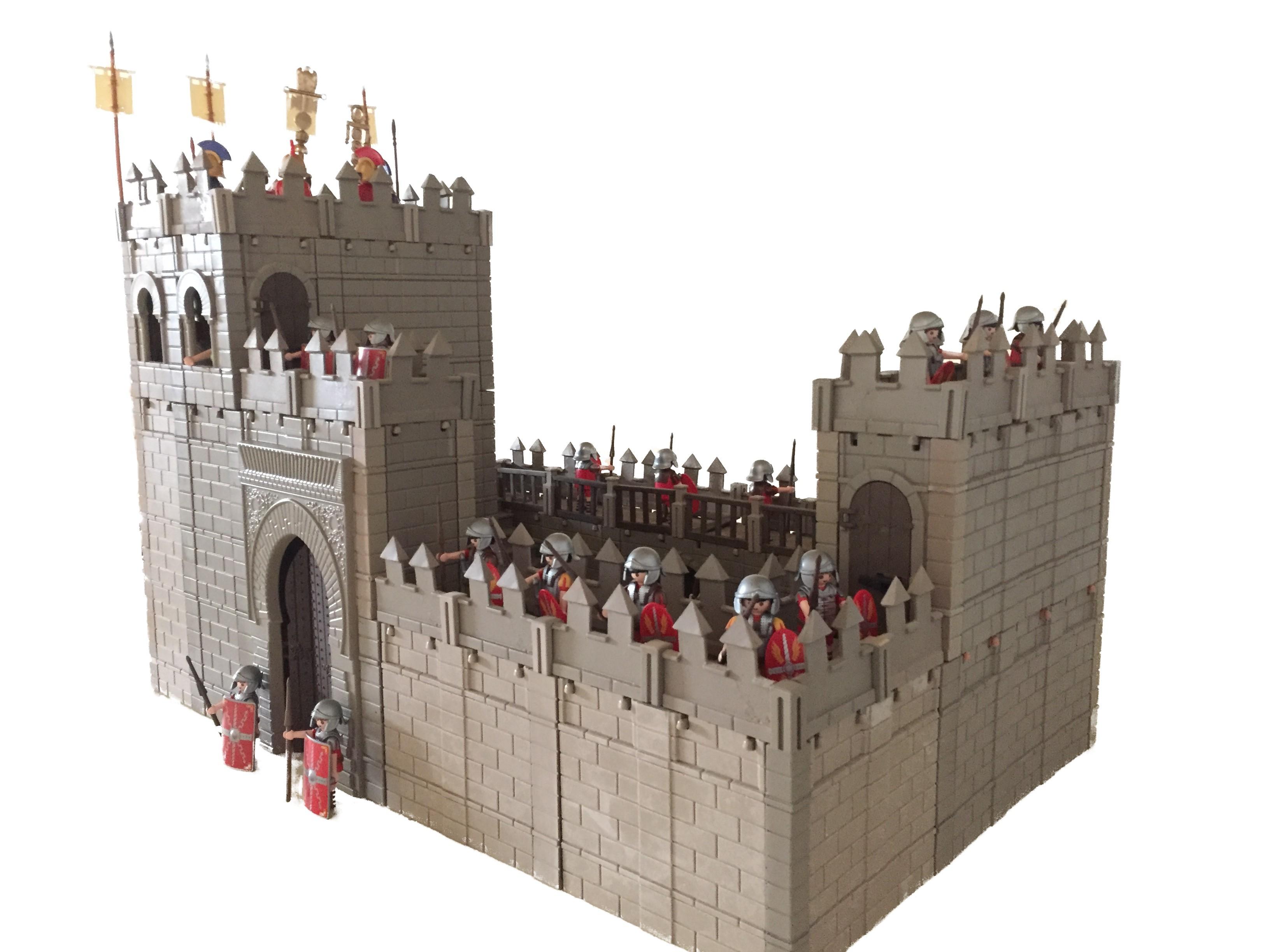 castillo arabe playmoebius