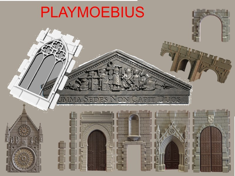 castillo arabe playmoebius