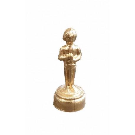 Golden statue cinema