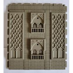 Mur du palais arabe 1