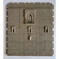 Mur du palais arabe 2