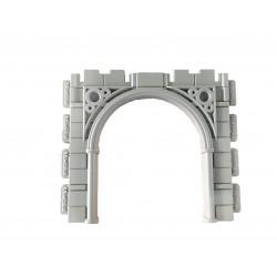 Arco de medio punto completo