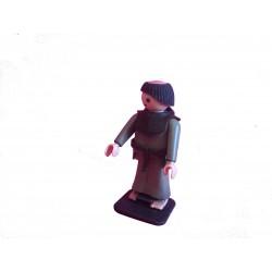 Gray monk