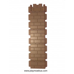 Double height wall