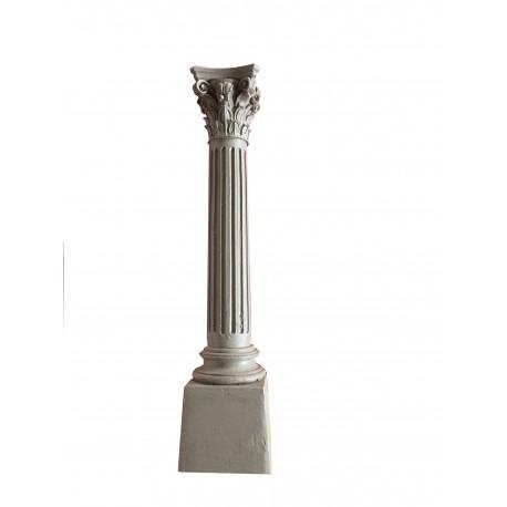 Neoclassical column 24,8 cm