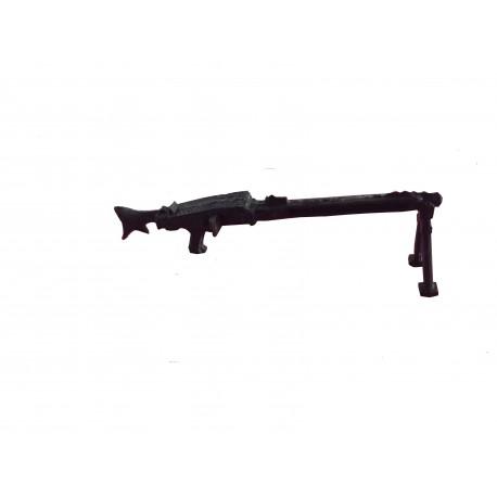 submachine gun German mg34 IIWW