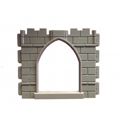 ventana doble campanario