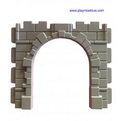 middle arch point bridge