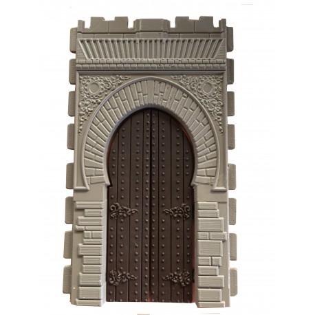 Puerta de mezquita