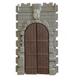 castle door