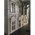 Viktorianischen Gebäude